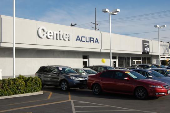 Center Acura Sherman Oaks CA Car Dealership And Auto - Acura dealer van nuys