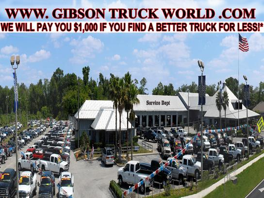 Ford Dealership Orlando >> Gibson Truck World : Sanford, FL 32773 Car Dealership, and Auto Financing - Autotrader