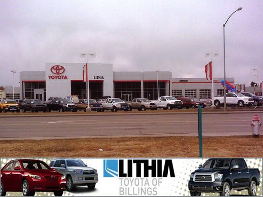 lithia toyota scion of billings billings mt 59102 car dealership and auto financing autotrader. Black Bedroom Furniture Sets. Home Design Ideas