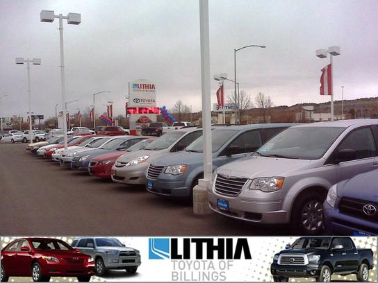 Used Car Dealerships In Billings Mt >> Lithia Toyota Scion of Billings : Billings, MT 59102 Car Dealership, and Auto Financing - Autotrader