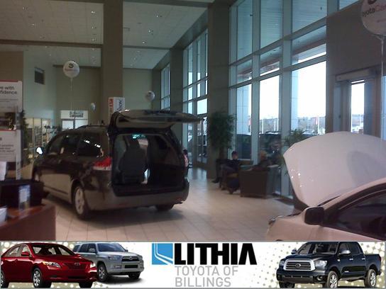 Used Car Dealerships In Billings Mt >> Lithia Toyota Scion of Billings car dealership in Billings, MT 59102 - Kelley Blue Book