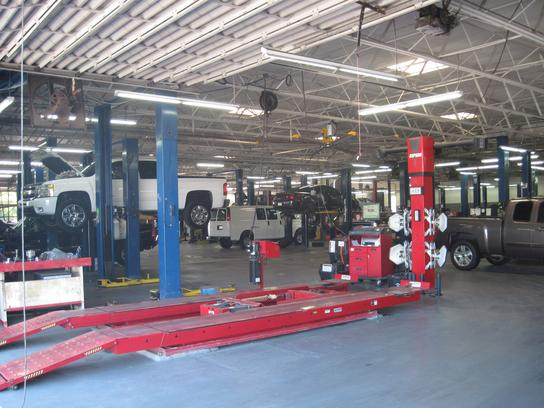 AutoNation Chevrolet South Clearwater : Clearwater, FL ...