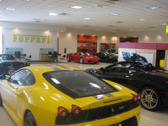 ferrari maserati bentley of central new jersey edison nj 08817 4624 car dealership and auto