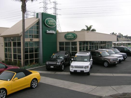Land Rover South Bay Redondo Beach CA Car Dealership And - Land rover local dealer