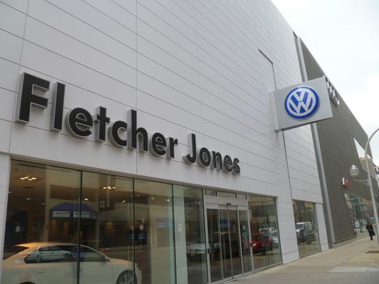 fletcher jones volkswagen chicago il 60610 car. Black Bedroom Furniture Sets. Home Design Ideas