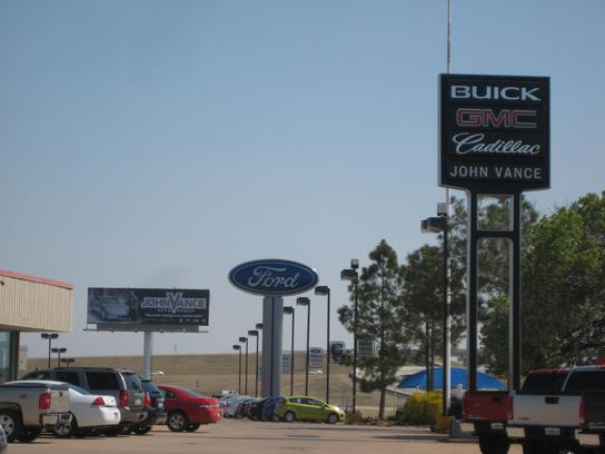 John Vance Autogroup Car Dealership In Guthrie Ok 73044