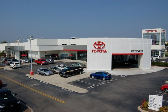 toyota knoxville knoxville tn 37922 1948 car dealership and auto financing autotrader. Black Bedroom Furniture Sets. Home Design Ideas
