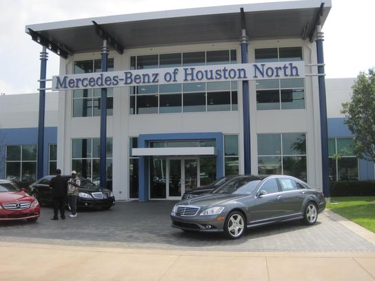mercedes benz of houston north houston tx 77090 car ForMercedes Benz Dealers Houston