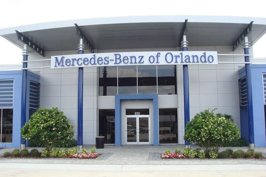Mercedes benz of orlando maitland fl 32751 car for Mercedes benz dealers in florida