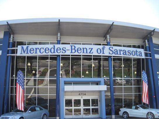 mercedes benz of sarasota car dealership in sarasota fl
