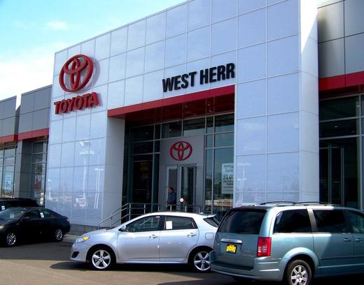 West Herr Toyota >> West Herr Toyota Scion Of Williamsville Williamsville Ny 14221