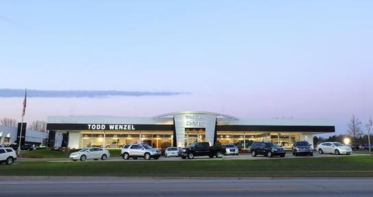 Grand rapids buick dealers find a buick dealership in for Fox motors grand rapids