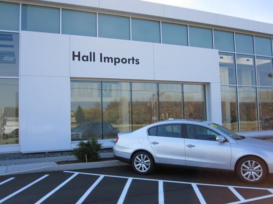 Hall Mazda Volkswagen Car Dealership In Brookfield Wi
