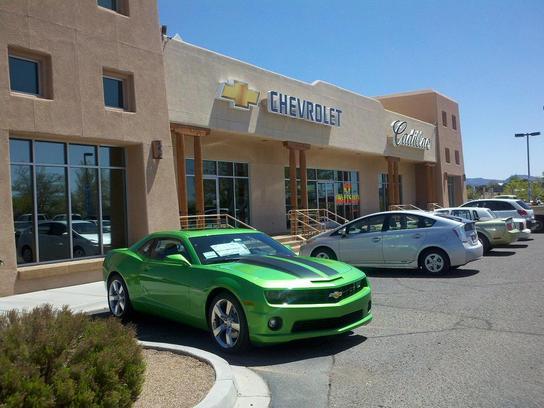 Chevrolet Cadillac of Santa Fe : Santa Fe, NM 87507 Car ...