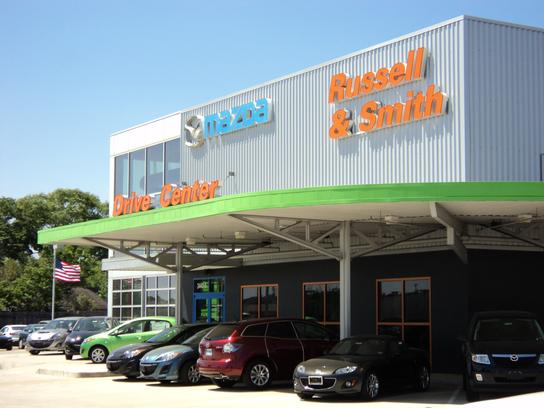 Russell & Smith Mazda 1