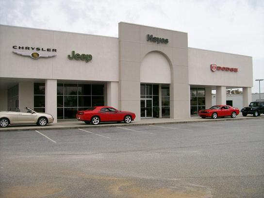 Hayes Chrysler Dodge Jeep of Baldwin 1