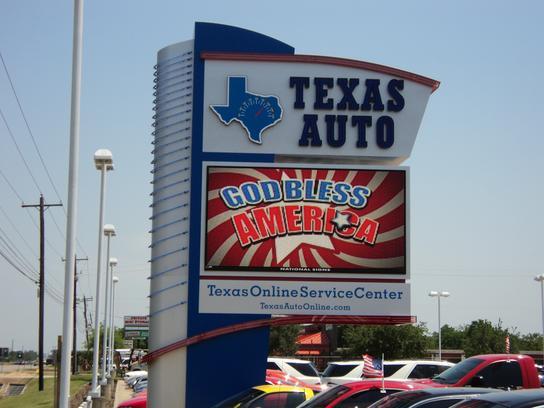 TEXAS AUTO TRADERS OF KILLEEN   Auto dealership in Killeen