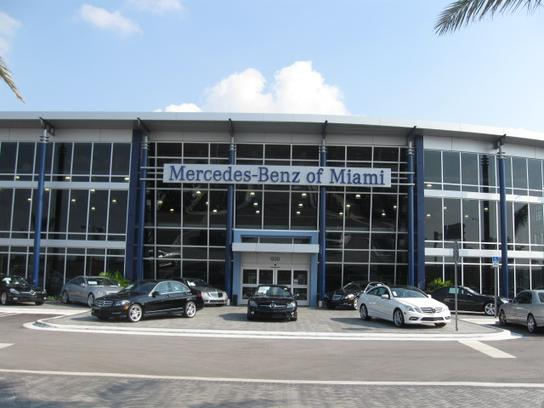 Mercedes-Benz of Miami 1