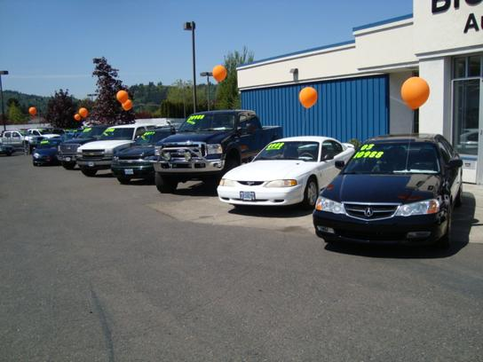 Used car dealership gresham or used cars bickmore auto for Gresham honda service