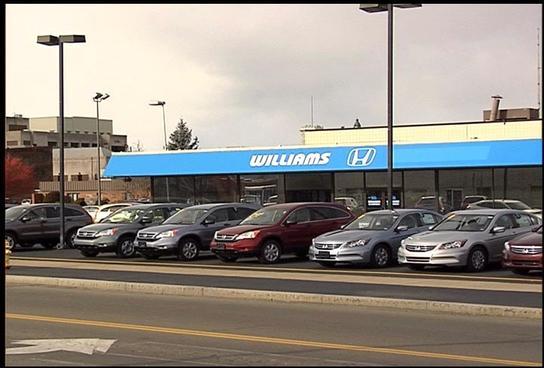 New used honda dealership in elmira ny williams honda for Car dealerships honda