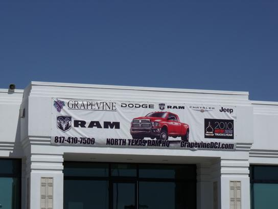 Grapevine Dodge Chrysler Jeep Grapevine Tx 76051 Car