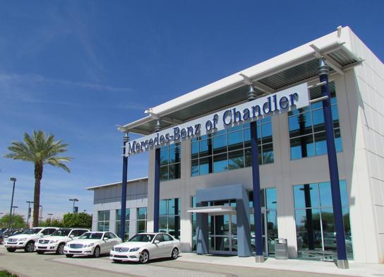 Mercedes benz of chandler car dealership in chandler az for Mercedes benz of chandler arizona