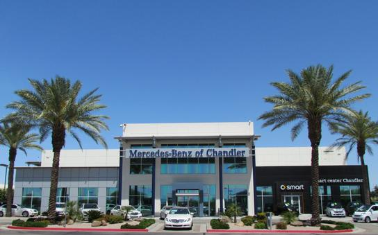 mercedes benz of chandler car dealership in chandler az