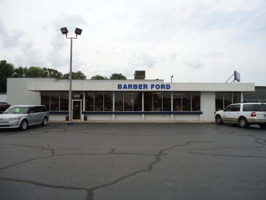Barber Ford - MI car dealership in Holland, MI 49423 - Kelley Blue ...
