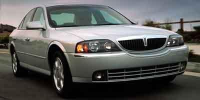2004 Lincoln LS Picture 59003081 in Norfolk, VA 23502