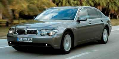 2003 BMW 745i Picture 58978622 in Newark