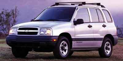 2001 Chevrolet TRACKER 2WD Picture 58591779 in Los Angeles, CA 90065