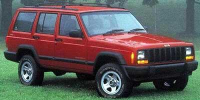 2000 Jeep CHEROKEE 4WD Picture 59531820 in Bristol, TN 37620