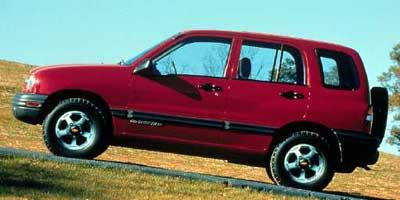 2000 Chevrolet TRACKER 4WD Picture 59547297 in Louisville, KY 40218