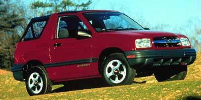 2000 Chevrolet TRACKER 4WD Picture 58580558 in Northglenn, CO 80233