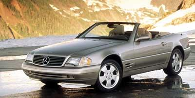 2000 Mercedes-Benz SL500 Picture 59514770 in Vero Beach, FL 32960