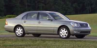 2001 Lexus LS 430 Picture 46611155 in Smyrna, GA 30080