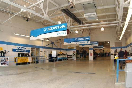 Robert Lane Honda Service