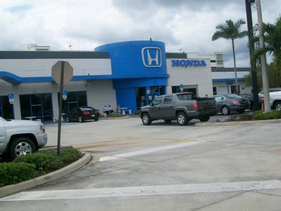 Rick case honda davie service hours for Honda dealership hours