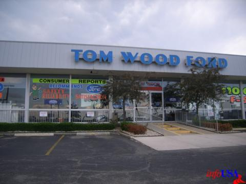 Home > Cars for Sale > Tom Wood Ford