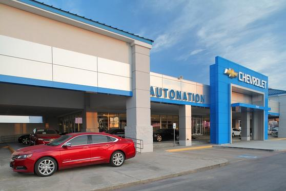 Voting Systems: Autonation Chevrolet North