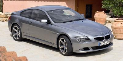 BMW I Coupe Prices Reviews - 2008 bmw 650i price