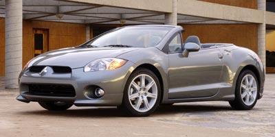 2008 Mitsubishi Eclipse Convertible - Prices & Reviews