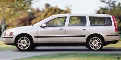 2003 Volvo V70 Wagon - Prices & Reviews