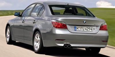 2007 BMW 525i Sedan - Prices & Reviews