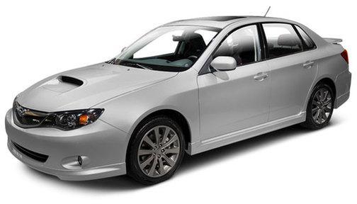 2010 Subaru Impreza Wrx Sedan Prices Reviews