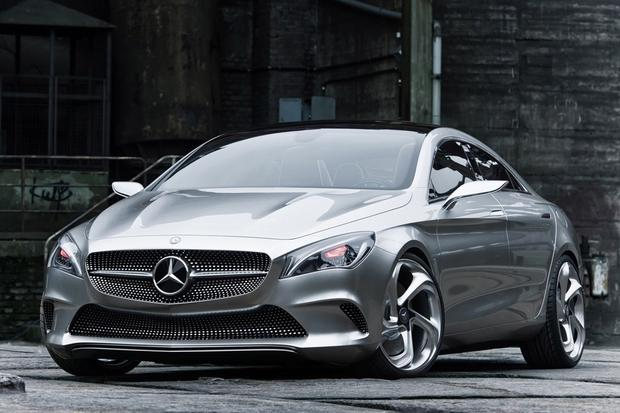 Mercedes Concept Style Coupe: Beijing Auto Show featured image large thumb0