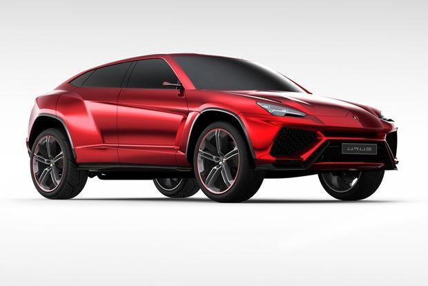 Lamborghini Urus Concept: Beijing Auto Show featured image large thumb0