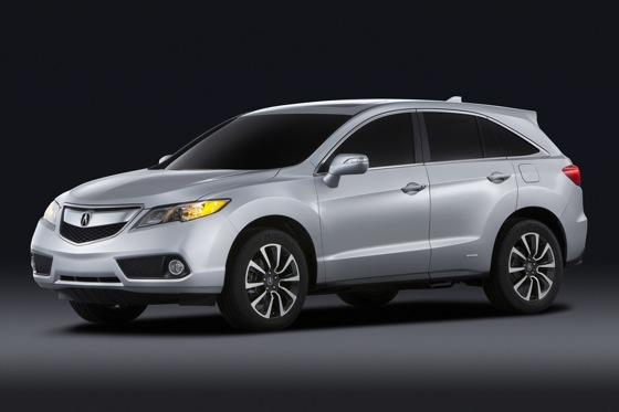 2013 Acura RDX, ILX Preview: Chicago Auto Show featured image large thumb0