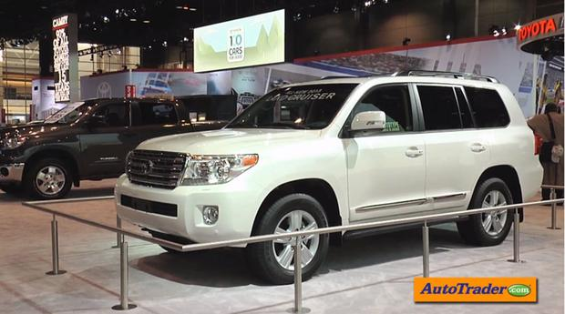 Top Trucks and SUVs: Chicago Auto Show - Video featured image large thumb1