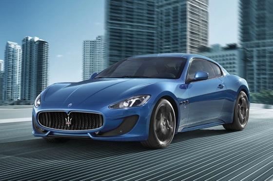 Maserati GranTurismo Sport Preview: Geneva Auto Show featured image large thumb0